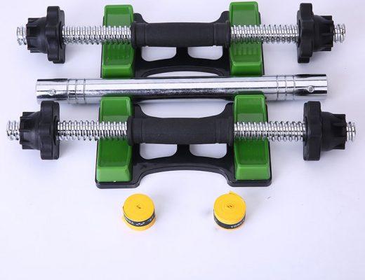 Thanh đòn dùng để tháo lắp tạ